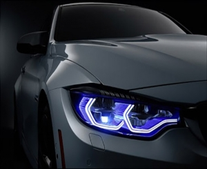 لامپ ماشین