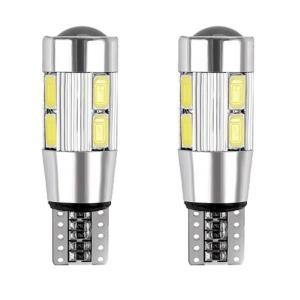 لامپ LED ماشین در انواع لامپ خودرو